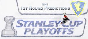 GoldenEaglez.com NHL 1st Round Playoff Predictions