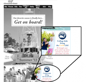 Did Vineyard Vines Make a Mistake in their Summer Catalog Email?