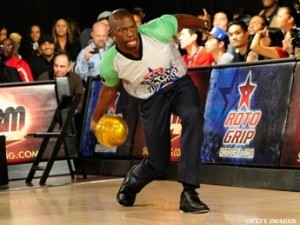 Terrell Owens Is Now A Professional Bowler