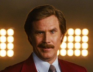 In Case You Missed It, Anchorman 2 Trailer
