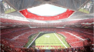 The New Atlanta Falcons Arena Concept is Sick