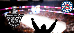NHL Playoffs: Straight Chills