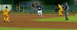Manny Still Being Manny in the Taiwan Baseball League