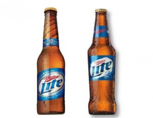 New Miller Lite Bottle Hitting Bars This Summer