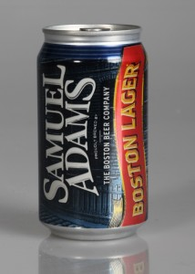 Sam Adams Finally Giving in to Cans